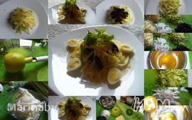Очищающий, витаминный  салат