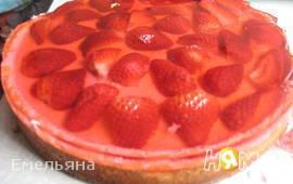 "Торт ""Скоро Лето"""