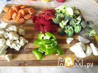 Приготовление теплого салата Весеннего: шаг 1