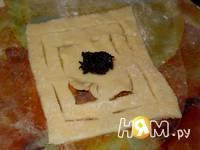 Приготовление творожного печенья Цветочная поляна: шаг 6