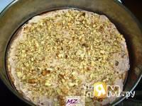 Приготовление торта пища богов: шаг 9