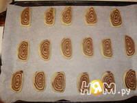 Приготовление печенья Серпантин: шаг 7