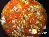 Приготовление пасты с морепродуктами: шаг 5