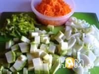 Приготовление плова Кин кхао: шаг 2