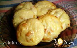Старорусские творожные сырники