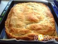 Приготовление пирога с капустой: шаг 8