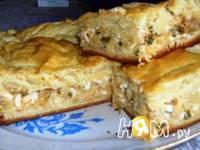 Приготовление пирога с капустой: шаг 9
