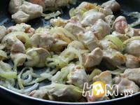 Приготовление закусочных корзиночек: шаг 2