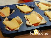 Приготовление закусочных корзиночек: шаг 7