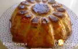 """""""Закусочный пирог"""""""
