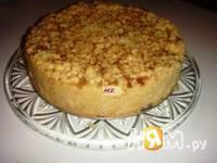 Приготовление яблочного пирога: шаг 5
