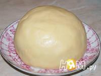 Приготовление печенья Апельсиновая нежность: шаг 3
