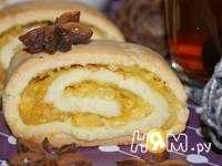 Приготовление печенья Апельсиновая нежность: шаг 8