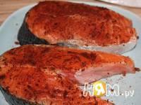 Приготовление лосося по-индийски: шаг 3