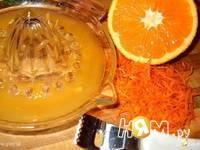 Приготовление тыквенных кексов с изюмом и апельсином: шаг 2
