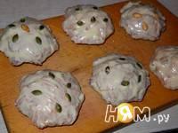 Приготовление тыквенных кексов с изюмом и апельсином: шаг 13