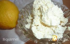 Сыр рикотта для Лисицы