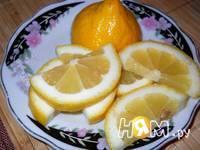Приготовление лимонно-мятного чая : шаг 2