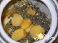Приготовление лимонно-мятного чая : шаг 5
