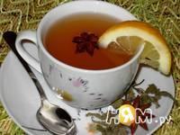 Приготовление лимонно-мятного чая : шаг 8