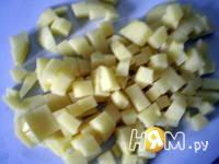 Приготовление финского рыбного супа: шаг 3