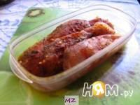 Приготовление куриного филе под шубой: шаг 1
