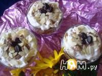 Приготовление десерта А-ля тирамису: шаг 2