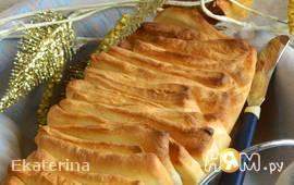 "Итальянский хлеб ""Pane al latte ""Fisarmonica"""