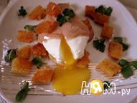 Приготовление яиц - пашот с соусом а ля Божоле: шаг 9