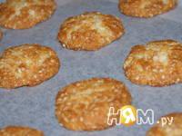 Приготовление печенья АНЗАК: шаг 7
