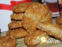 Приготовление печенья АНЗАК: шаг 8