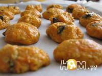 Приготовление постного морковного печенья: шаг 3