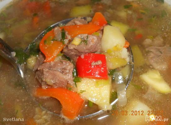 Ирландское рагу (Irish Stew, Stobhach gaelach)