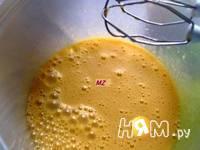 Приготовление кекса: шаг 3
