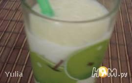 Йогуртовый напиток здоровья