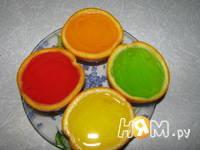 Приготовление желейных долек: шаг 2