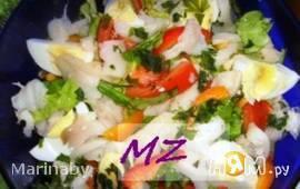 Салат весенний от MZ