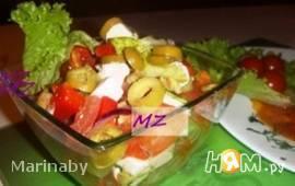 Шопский салат от MZ