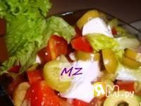 Приготовление шопского салата: шаг 5