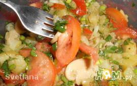 Салат по-португальски