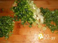 Приготовление салата по-португальски: шаг 4
