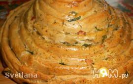 Итальянский чесночный хлеб