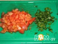 Приготовление гречки с зернистым творогом: шаг 2