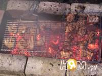Приготовление кавказского шашлыка: шаг 5