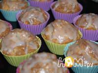 Приготовление тминных кексов с лимонной глазурью: шаг 9