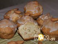 Приготовление тминных кексов с лимонной глазурью: шаг 10