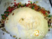 Приготовление кулича пасхального с изюмом и орехами: шаг 5