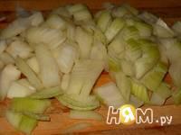 Приготовление сливочного супа из морепродуктов: шаг 2