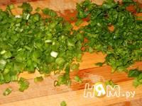 Приготовление сливочного супа из морепродуктов: шаг 12