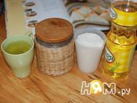 Приготовление кокосовых пирожных: шаг 1